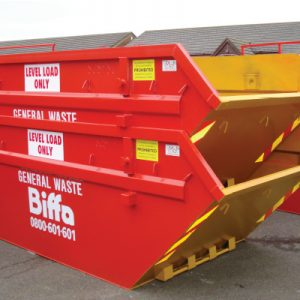 MJL Skipmaster Waste Containers